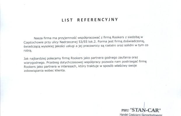 "Stanisław Telęga P.H.U. ""STAN-CAR"""