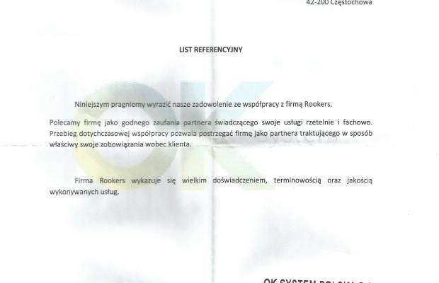 OK System Polska S.A.